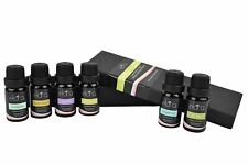 Aromatherapy Essential Oils 6 x 10ml Gift Set - 100% Pure Oils kit