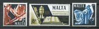 29779) Dealer Stock Malta 1967 MNH New St.Peter & Paul 3v (X10 Sets)