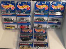 2000 Hotwheels HW TREASURE HUNT TH Set Lot of 12 Plus Variation