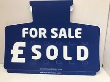 CAR/AUTO FOR SALE Sign X 3 Sun visor price Unit sets, Complete with Figures