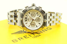 BREITLING CHRONORACER CHRONOGRAPH RATTRAPANTE Herrenuhr Top Zustand Ref.A69048