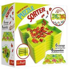 Trefl Puzzleteile Sortierer 6 Fächer , Trefl 6 Stackable Plastic Trays