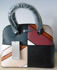 Tasche Handtasche Schultertasche Orsay schwarz nude weiß caramell NP 29,99€ neu