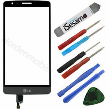 LG Optimus G3 Mini G3s D722 Touchscreen Glas Display Digitizer Grau + Klebefolie