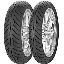 COPPIA PNEUMATICI AVON ROADRIDER AM26 110/90R18 + 140/80R17