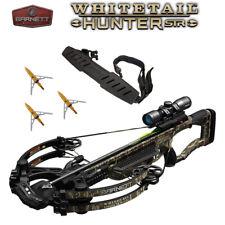 Barnett Whitetail Hunter STR Crossbow, Talon Sling, & Rage Xtreme Broadheads 3pk