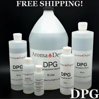DPG Dipropylene Glycol For Incense Making 2 oz up to Gallon FREE SHIPPING