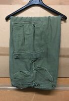 GENUINE US ARMY EARLY VIETNAM M-51 FIELD PANTS OG-107 EX COND !!!! MEDIUM REG #4