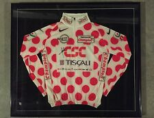 Laurent Jalabert Autographed 2002 Tour de France KOM Podium Jacket with COA