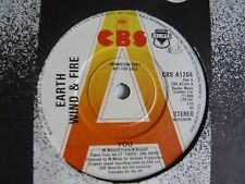 "Earth Wind And Fire You / Pride Advance Demo Promo CBS 7"" Single Vinyl Record"