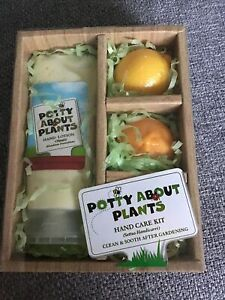 BNIB Gardeners Hand Care Kit, by Potty About Plants, Ideal Gift For gardeners!