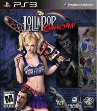 Lollipop Chainsaw PS3 PlayStation 3