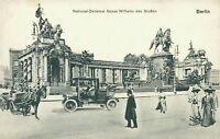 Ansichtskarte Berlin National-Denkmal Kaiser Wilhelm des Großen 1916 (Nr.9298)