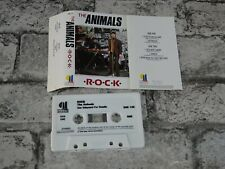 THE ANIMALS - Rock (UK)   / Cassette Tape Album /1081