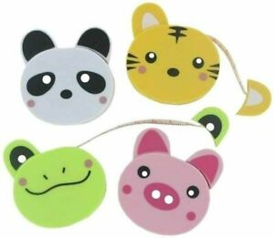 Animal Retractable Tape Measures Zoo Novelty - 150cm - Gift Stocking Sewing