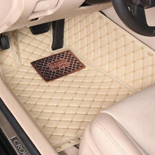Interior Car Floor Mat 4 Color Y2R3 For Toyota Yaris Sedan 4 door 2008-2013 Yes