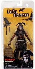 "NECA The Lone Ranger Series 2 TONTO Johnny Depp 7"" Action Figure - New - Sealed"