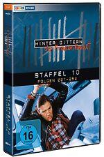 "HINTER GITTERN DER FRAUENKNAST ""STAFFEL 10"" 6 DVD NEU"