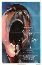 Pink Floyd---The Wall (1982) original movie poster - single-sided - folded