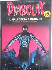 DIABOLIK  - Extra Serie Cartonato - IL MALEDETTO CRIMINALE - 1° PARTE  [G314]