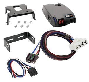 Trailer Brake Control for 95-09 Dodge RAM 1500 2500 3500 w/ Wiring Draw-Tite