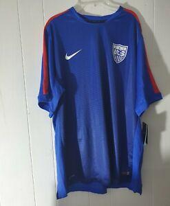 Nike USA MNT Soccer Home Jersey Size XXL 643862-480 MSRP $90
