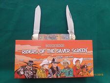Gene Autry Pocket Knife Moose Pattern Riders of the Silver Screen - NIB