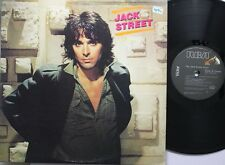 Rock Lp The Jack Street Band Self-Titled On Rca