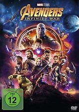 Avengers: Infinity War DVD NEU OVP Marvel