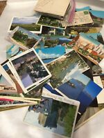 Post Card Lot Mixed Lot posted unposted linen and more California Hotels Places