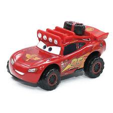 Mattel Disney Pixar Cars OFF-Road Lightning McQueen 1:55 Metal Diecast Toy Loose
