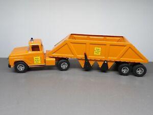 Tonka Custom Bottom Dump Truck