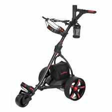 /Caddymatic V2 Electric Golf Trolley / Cart with Upgraded 36 Hole Battery