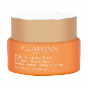 Clarins Extra Firming Jour Day Cream 50ml/1.7oz - All Skin Types (Unbox)