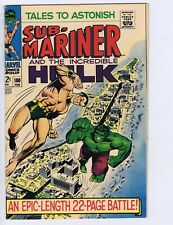 Tales to Astonish #100 Marvel 1968