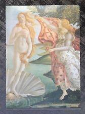 Pochette / Porte-document A4 | Naissance de Vénus (Botticelli) | Origine Japon