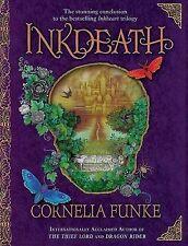 Inkdeath by Cornelia Funke (Hardback)