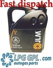 LPG GPL AUTOGAS - JLM VALVE SAVER FLUID 5 Litres Liters 48hr delivery