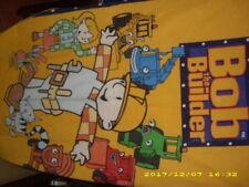 Bob der Baumeister - Bettwäsche 135 x 200 cm & 80 x 80 cm