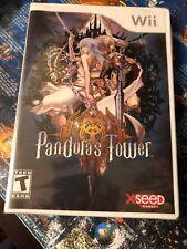 Pandora's Tower [Brand New] (Nintendo Wii, 2013)