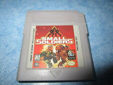 Gioco SMALL SOLDIERS per Nintendo GAME BOY