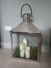Sweetpea and Willow - Large Hurricane Lantern  - High End