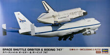 Hasegawa 1:200 Space Shuttle Orbiter & Boeing 747