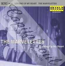60S R/B SOUL OROILE MOTOWN THE MARVELETTES LOCKING UP MY HEART PICTURE SLEEVE