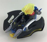 Imaginext DC Super Friends Batwing Batman Power Pad Wing Action Launcher Toy