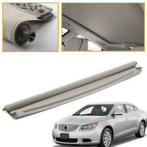 Sunroof Sunshade Curtain Cover Gray Gray 22859425 Fit Buick GM 10-16 LaCrosse