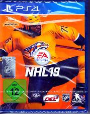 NHL 19 (Sony PlayStation 4, 2018)