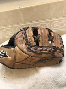 "Easton NE-2Y 12"" Youth Baseball Softball First Base Mitt Right Throw"