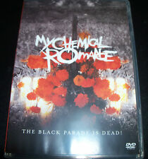 My Chemical Romance The Black Parade Is Dead (Aust Reg 4) CD DVD - Like New