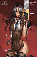 RARE: GRIMM TALES OF TERROR #9 - NYCC COSPLAY EXCLUSIVE - PAUL GREEN